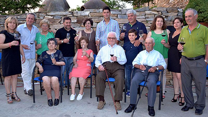 La familia de Castro Ventosa