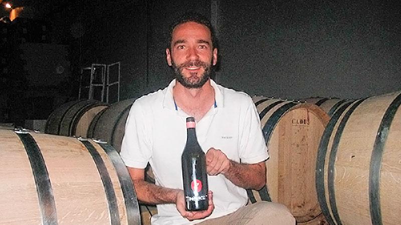 Nacho León de Demencia Wines