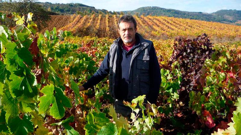 Antonio Jose Silva Broco de Bodegas Silva Bronco del Bierzo
