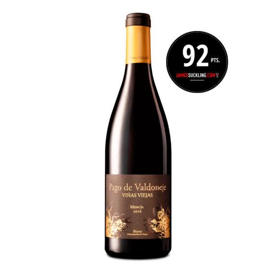 Pago de Valdoneje Viñas Viejas de Bodegas Valtuille