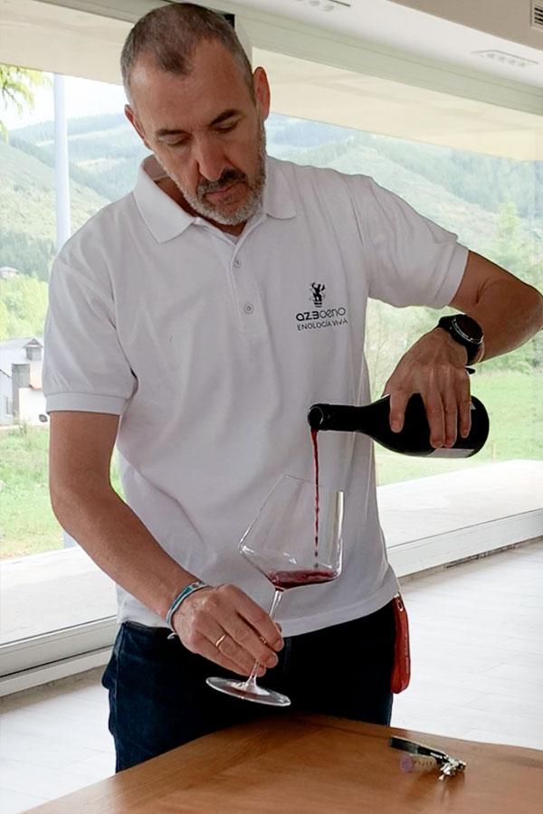 Manolo Otero de Encina Wines