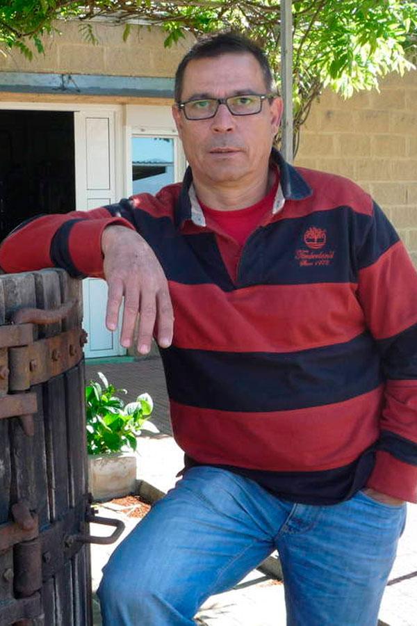 Juan José Martinez Yebra de Bodegas y viñedos Martinez Yebra