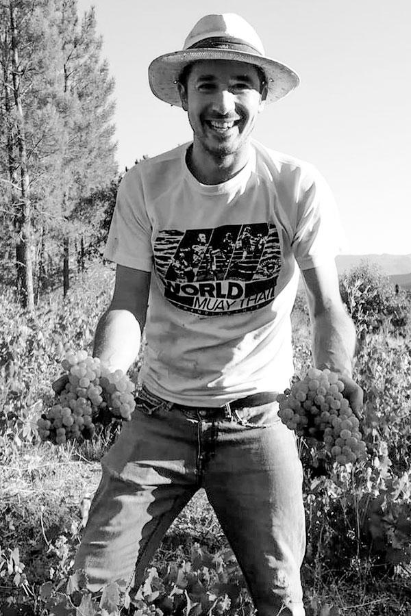 Alex Alejandre de Bodegas Valwine