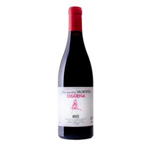 Para Muestra un Botón Cigüeña Mencía de Encina Wines